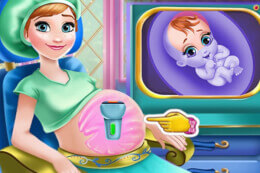 Ice Princess Pregnant Check Up thumb