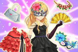 Cute Anime Princess Dress-Up thumb