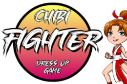 Chibi Fighter Dress-Up Game thumb