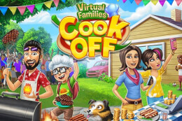 Virtual Families Cook-Off thumb