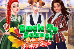 Back to School Princess Preppy Style thumb