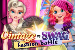 Vintage vs Swag Fashion Battle thumb
