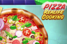 Pizza Realife Cooking thumb