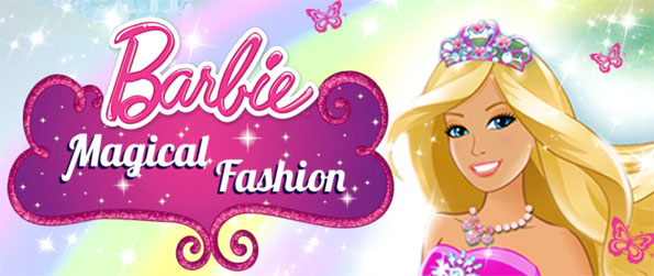 Barbie Magical Fashion - Get hooked on this delightful dress up game that you can enjoy in the comfort of your phone.