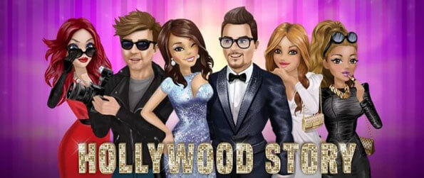 Hollywood Story: Fashion Star - Get to experience the life of a Hollywood superstar and help your character become the best of them all in this delightful adventure game.