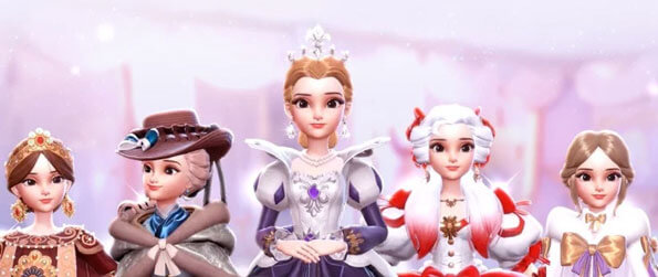 Dress Up! Time Princess - Dress up your characters in the dandiest of clothes and make story-changing choices in this fascinating game that'll keep you immersed right from the start.