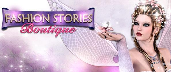 Fashion Stories Boutique - Run your own fantasy-themed fashion boutique in Fashion Stories Boutique