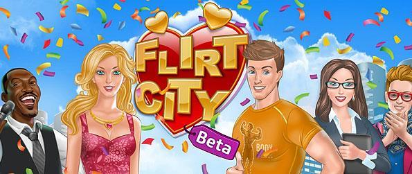 Flirt City - Prepare to enter the crazy jungle of love and relationships in this simple dating game.