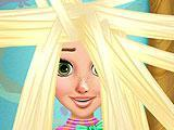 Princess Real Haircuts Startup Rapunzel Hair