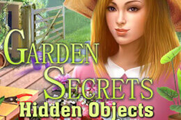 Garden Secrets Hidden Objects thumb