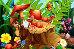 Hidden Objects Insects thumb