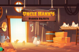 Uncle Hank's Hidden Objects thumb