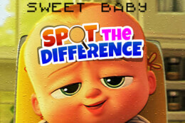 Sweet Baby: Spot the Difference thumb