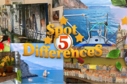 Spot 5 Differences thumb