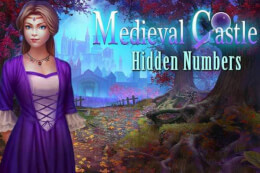 Medieval Castle Hidden Numbers thumb