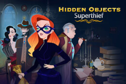 Hidden Objects: Superthief thumb