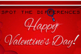 Happy Valentine's Day: Spot the Differences thumb