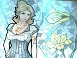 Nevertales: The Beauty Within Stained Glass Scene