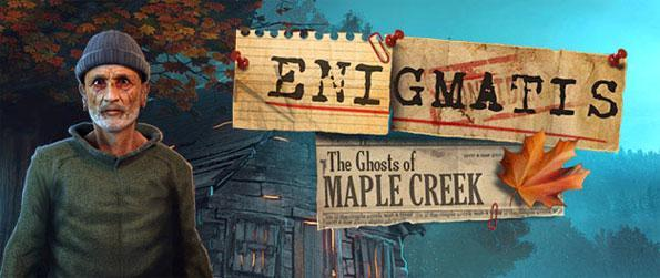 Enigmatis: The Ghosts of Maple Creek - Find the missing teenager and save yourself in this epic Hidden Object Game.