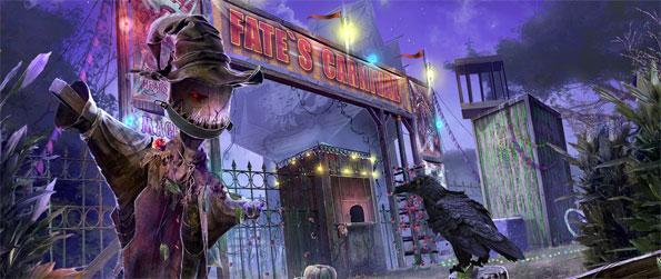 Mystery Case Files: Fate's Carnival - Take a trip around the spookiest carnival ever and see if you can solve the mystery before its curse claims you.