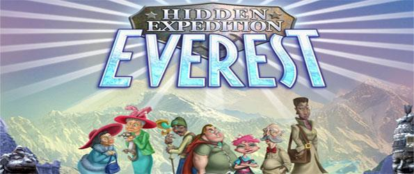 Hidden Expedition Everest - Join an exciting race to climb Everest in this amazing Hidden Object Game by Big Fish.
