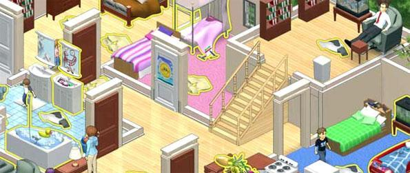 Nanny Mania - Manage the house in this amazing game.