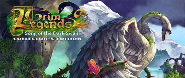 Grim Legends 2: Song of the Dark Swan - Save the baby prince from certain doom and the kingdom too in this stunning hidden object game.