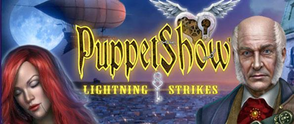 Puppet Show: Lightning Strikes - Enjoy another game in the amazing Puppet Show series, this time explore beautiful Paris.
