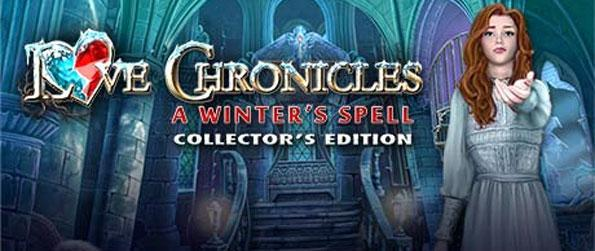 Love Chronicles: A Winter's Spell - Enjoy a highly impressive and very intuitive game in which you play the role of a king that tries to save his daughter from an evil wizard.