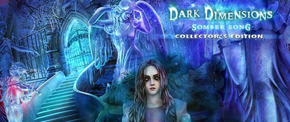 Dark Dimensions: Somber Song - Dark Dimensions: Somber Song allows you to follow the mystery of a rising darkness that is threatening your town.