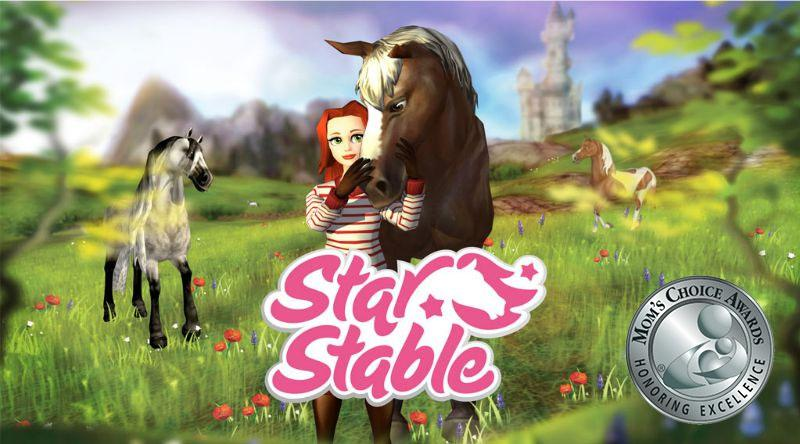 Star Stable Online won the Silver Award in the Mom's Choice Award