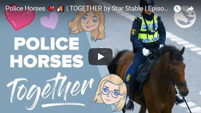 TOGETHER by Star Stable 3: Police Horses