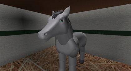Beautiful Horses in Roblox
