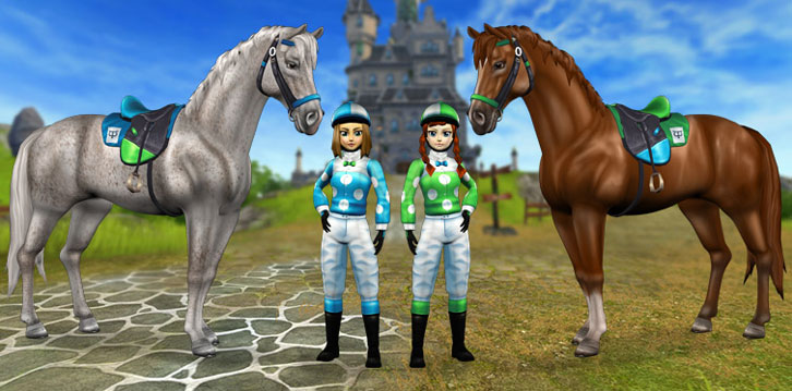 New Racing Gear Added in Star Stable