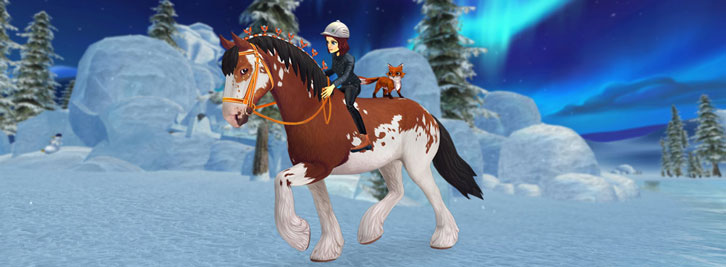 Star Stable Introduces New Horse Breed, Clydesdale