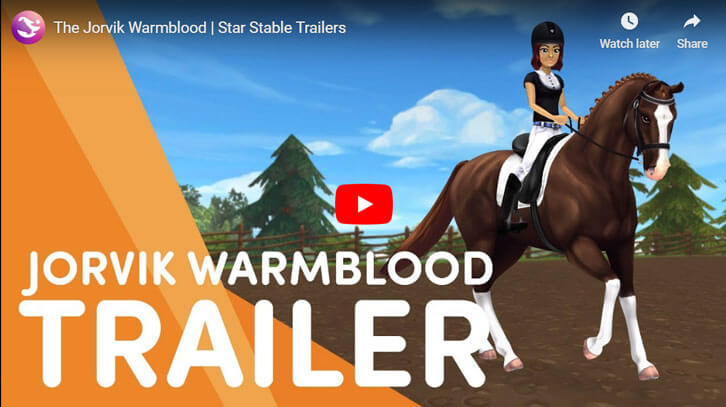 Star Stable Trailers: The Jorvik Warmbloods