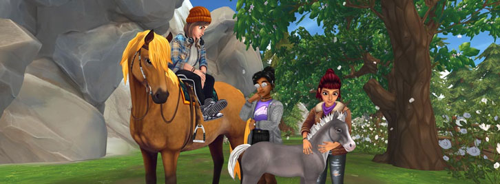 Prepping for a Brand-New, Exciting Soul Riders Adventure in Star Stable