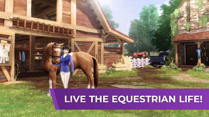 Riders at the Ready! Equestriad World Tour Gallops Towards Early November Release