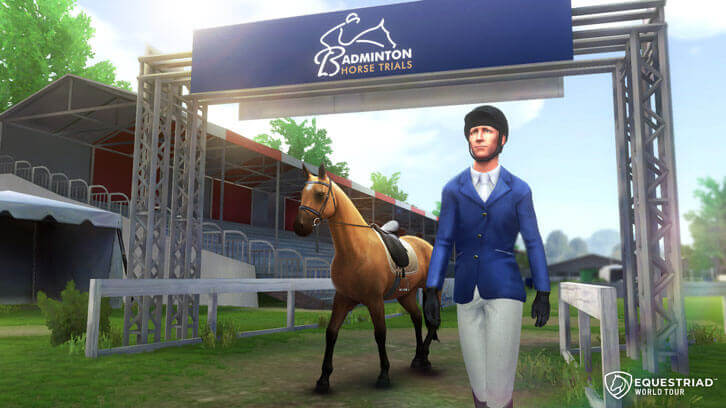 Equestriad World Tour Bolts out the Stables and onto iOS Today!