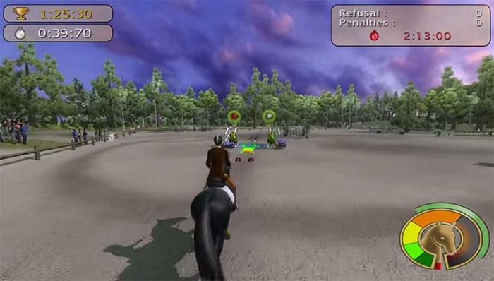 Gameplay Video for Ride: Equestrian Simulation