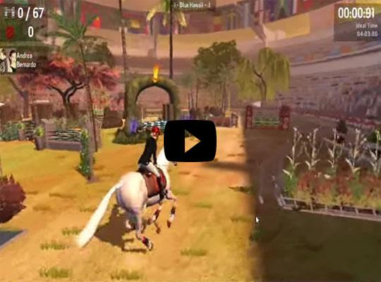 Challenging Course Video for Riding Club Championships