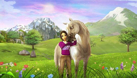 Simple Beauty to be Found in Star Stable