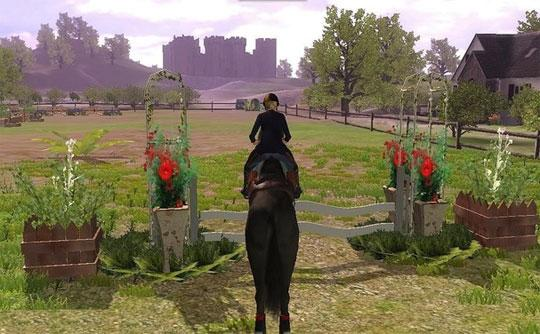 Practice Course in Riding Club Championships