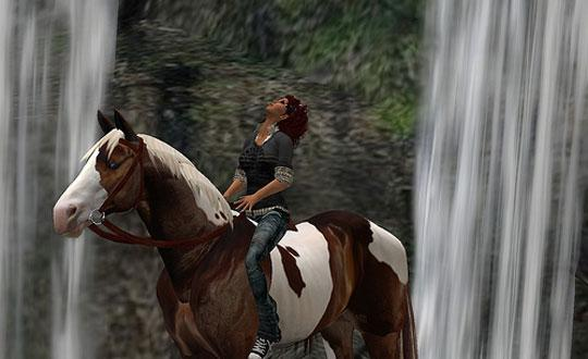 A truly refreshing ride in Second Life