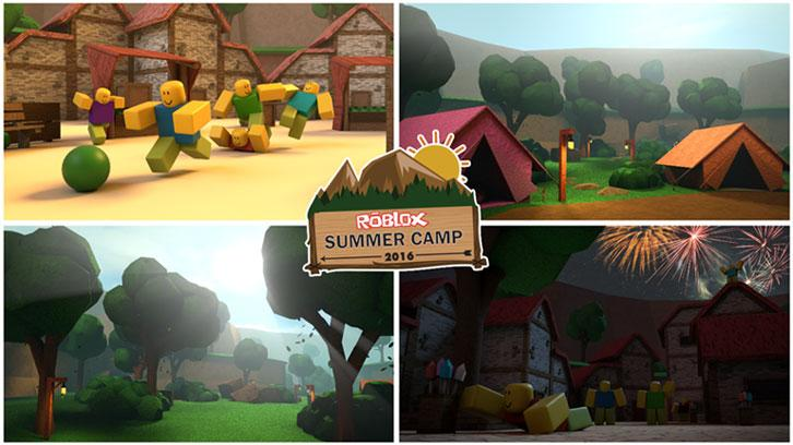 Join The BFG in Roblox's Biggest Summer Camp Yet!