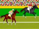 You and your opponent's horse in Champion of the Derby