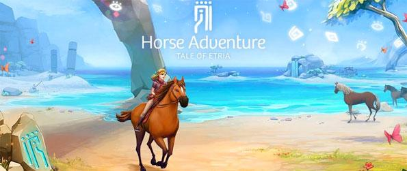 Horse Adventure: Tale of Etria - Set off on an adventure of a lifetime with your horse in the wondrous but troubled world of Etria!