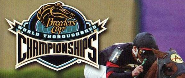 Breeders' Cup World Thoroughbred Championships - Race at the top horse racing tracks all over North America in Breeders' Cup World Thoroughbred Championships!