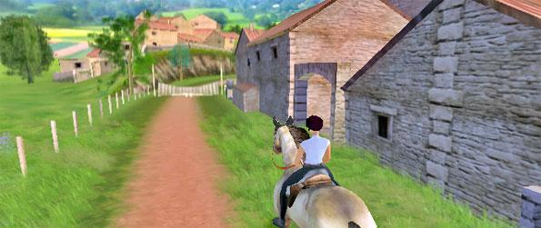 Horse Life Adventures - Compete in various equestrian events or simply enjoy a leisurely ride across beautiful landscapes in Horse Life Adventures!