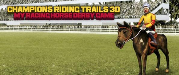 Champions Riding Trails 3D - Take your horse for a ride in this endless runner game Champions Riding Trails 3D.
